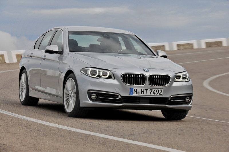 2014 BMW 5-Series High Resolution Exterior - image 506850