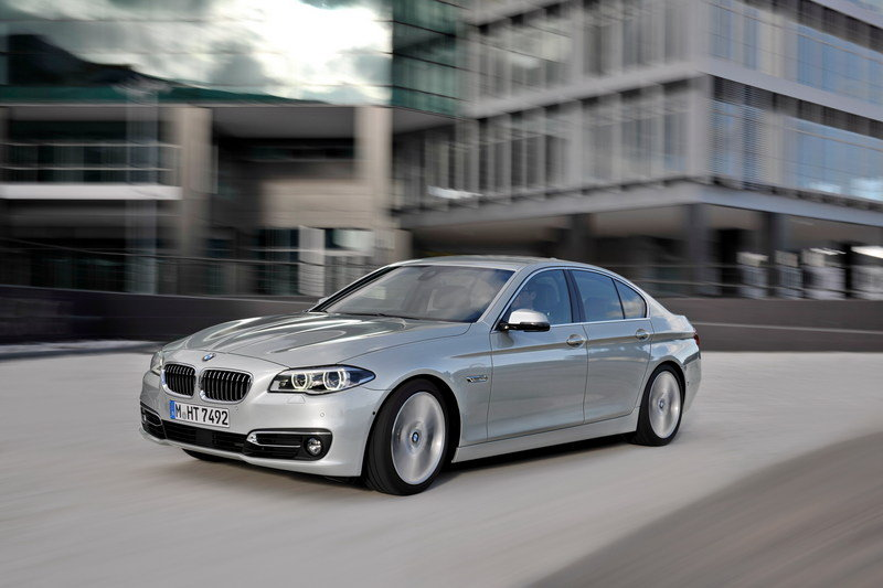 2014 BMW 5-Series High Resolution Exterior - image 506857