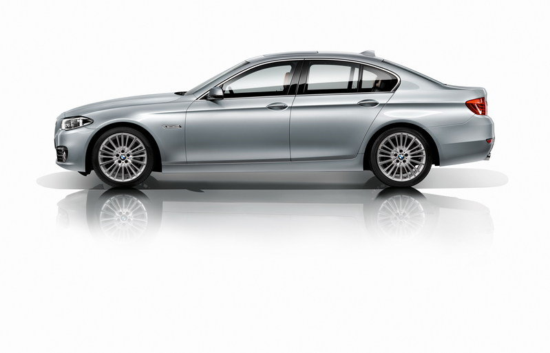 2014 BMW 5-Series High Resolution Exterior - image 506834