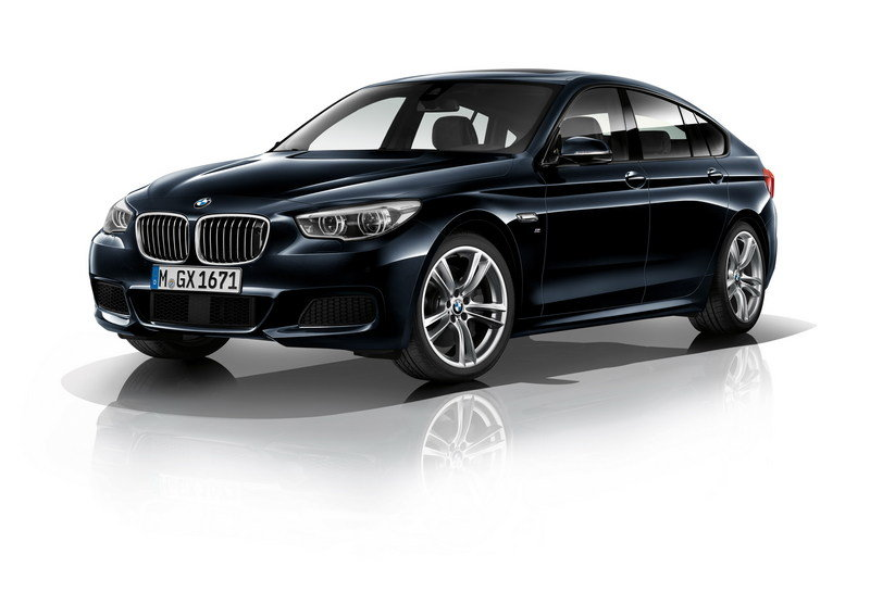2014 BMW 5 Series GT High Resolution Exterior - image 507381