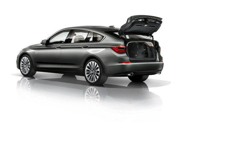2014 BMW 5 Series GT High Resolution Exterior - image 507388