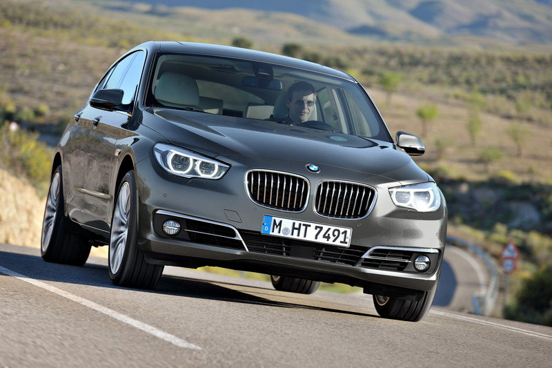 2014 BMW 5 Series GT Exterior - image 507396