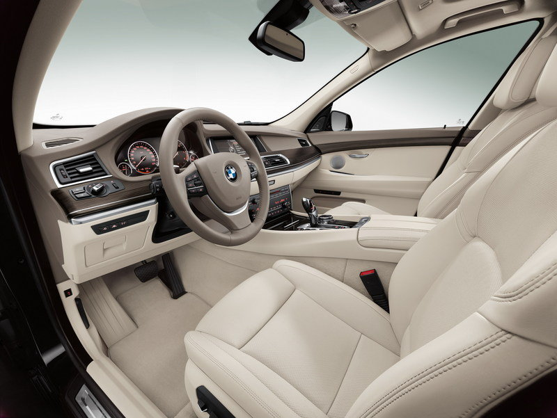 2014 BMW 5 Series GT High Resolution Interior - image 507362