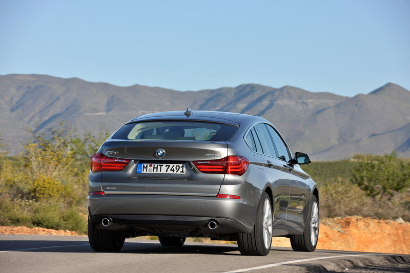 2014 BMW 5 Series GT High Resolution Exterior - image 507399