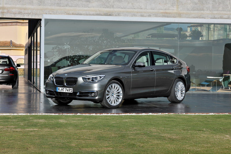 2014 BMW 5 Series GT Exterior - image 507404