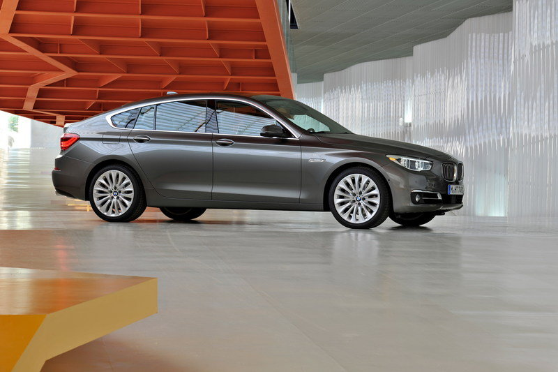2014 BMW 5 Series GT High Resolution Exterior - image 507405