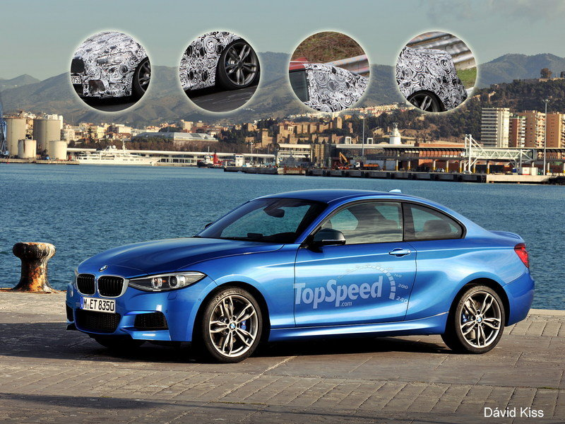 2014 BMW M235i Coupe Exclusive Renderings - image 505005