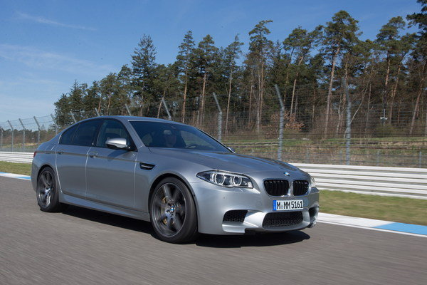 2014 BMW M5 Review  Top Speed