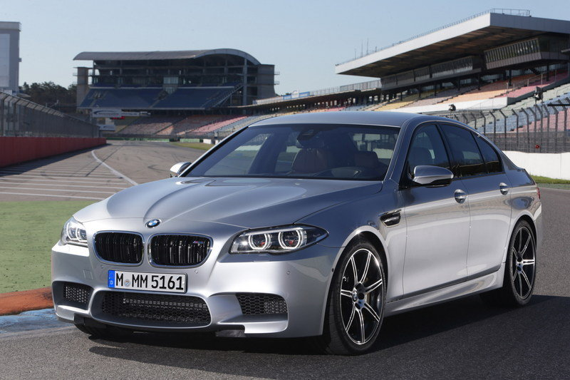 2014 BMW M5 Competition Package High Resolution Exterior - image 507342