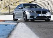 2014 BMW M5 Competition Package - image 507343