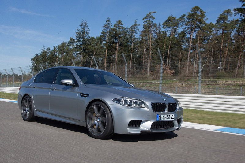2014 BMW M5 Competition Package High Resolution Exterior - image 507346