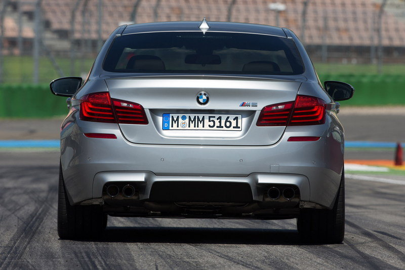 2014 BMW M5 Competition Package High Resolution Exterior - image 507348