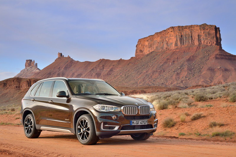 2014 BMW X5 High Resolution Exterior - image 508514