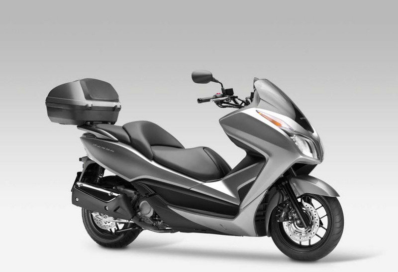 2014 Honda Forza High Resolution Exterior - image 504391