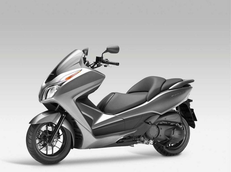 2014 Honda Forza High Resolution Exterior - image 504390