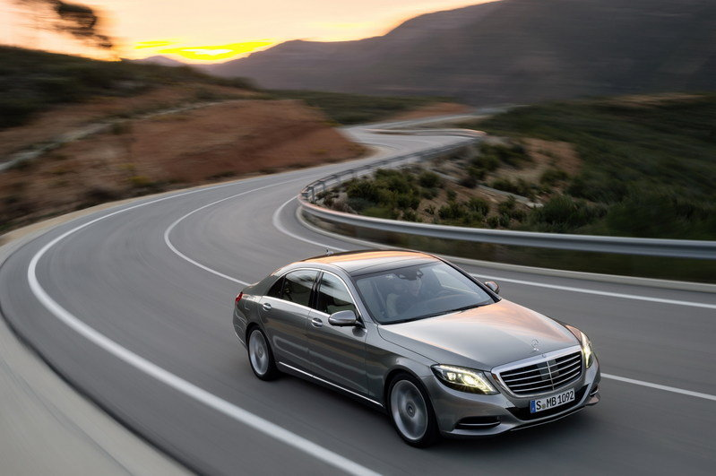 2014 Mercedes-Benz S-Class High Resolution Exterior Wallpaper quality - image 506440