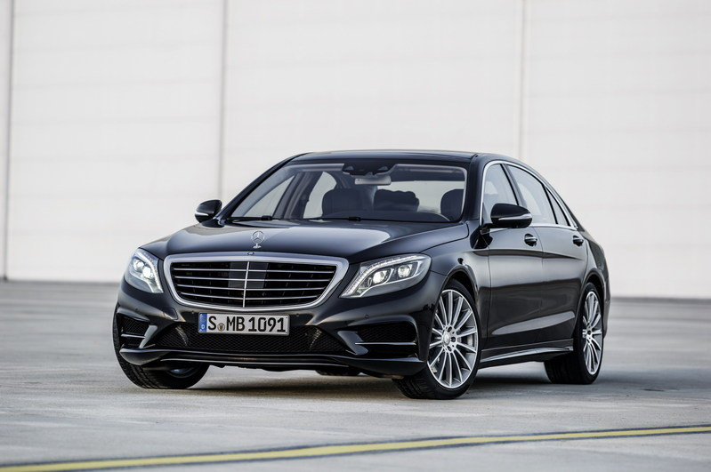 2014 Mercedes-Benz S-Class High Resolution Exterior - image 506350