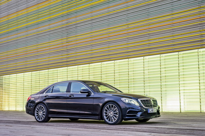 2014 Mercedes-Benz S-Class High Resolution Exterior - image 506353