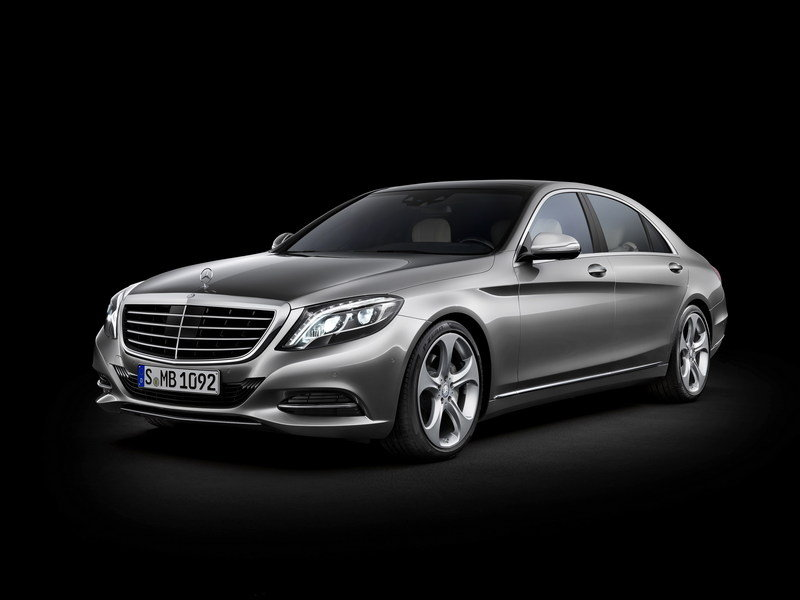 2014 Mercedes-Benz S-Class High Resolution Exterior - image 506371