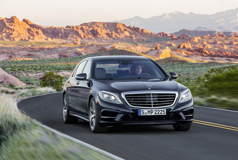 2014 Mercedes-Benz S-Class High Resolution Exterior Wallpaper quality - image 506429