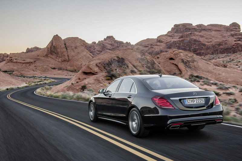 2014 Mercedes-Benz S-Class High Resolution Exterior - image 506430