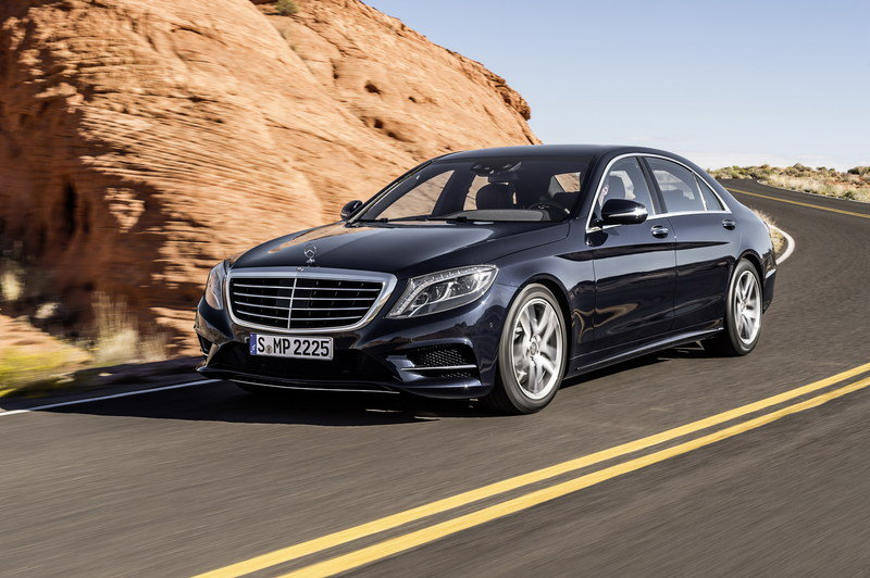 2014 Mercedes-Benz S-Class High Resolution Exterior - image 506431