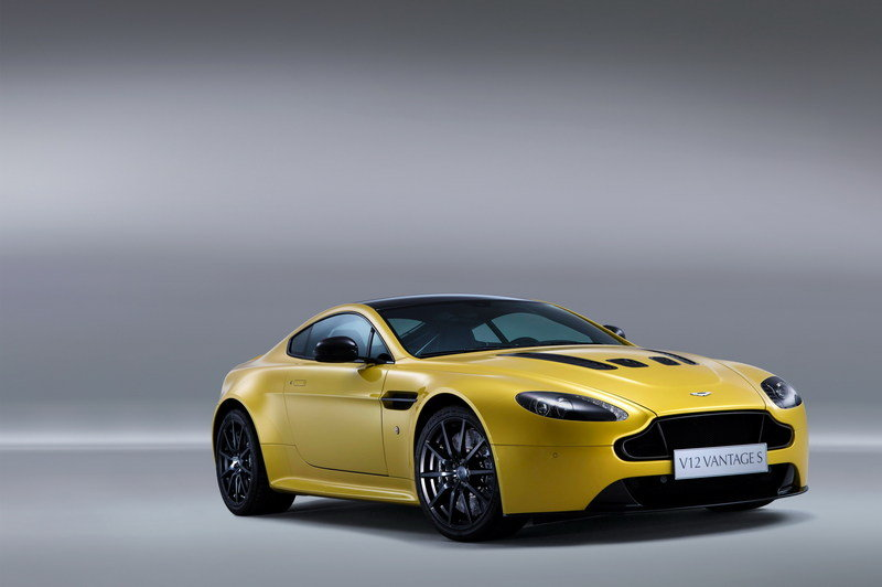 2014 Aston Martin V12 Vantage S High Resolution Exterior - image 508380