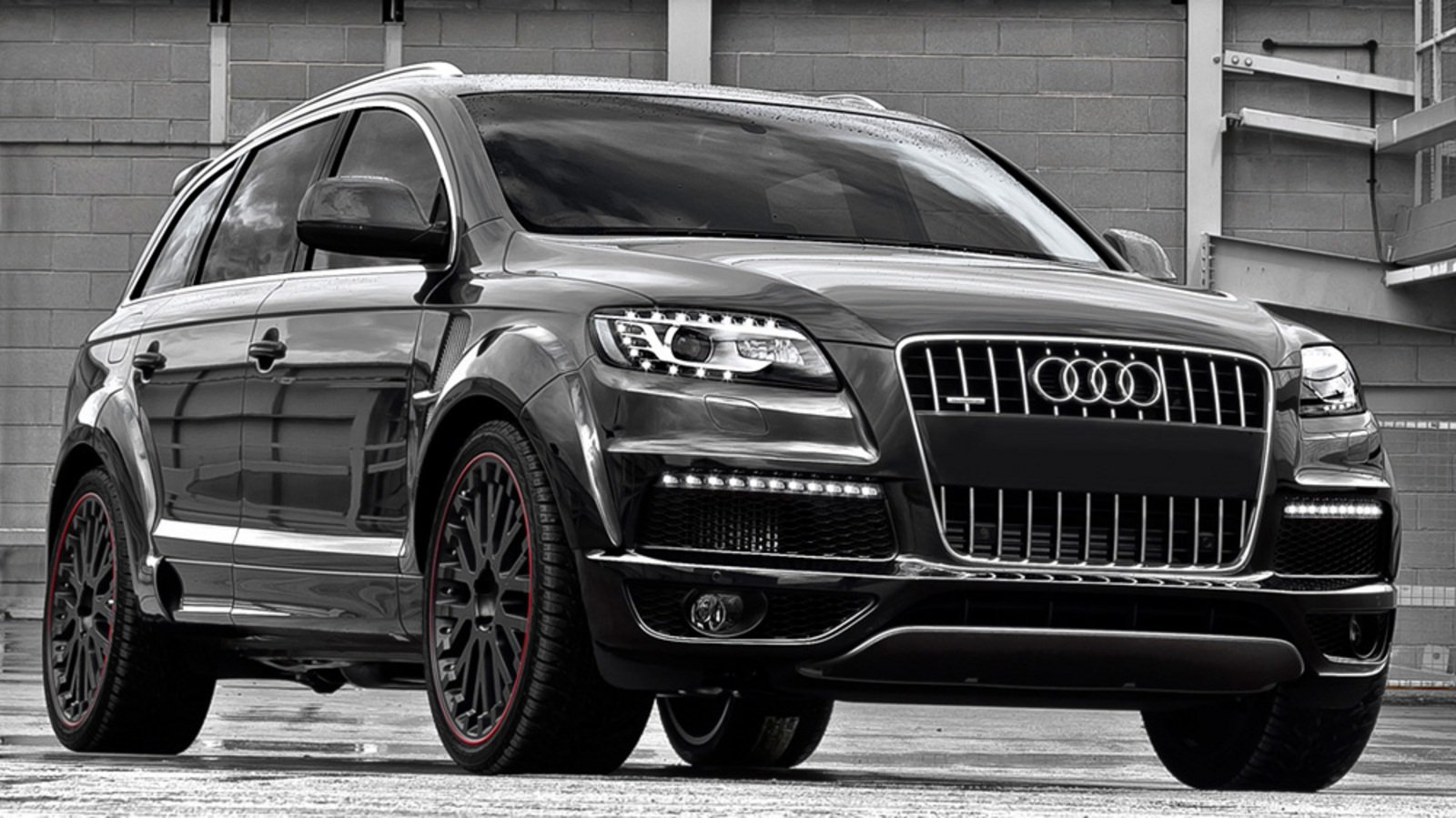 Audi Q >> Audi Q7 Reviews Specs Prices Photos And Videos Top Speed