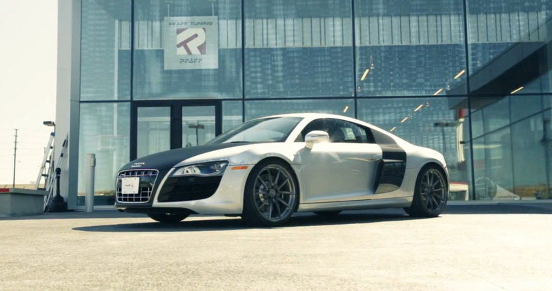 2013 Audi R8 V10 by Pfaff Tuning and Heffner Performance