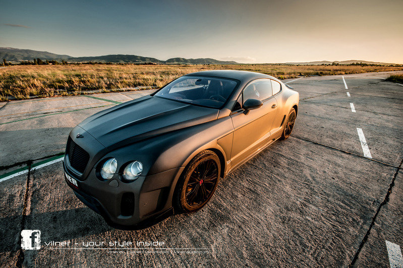 2013 Bentley Continental GT by Vilner High Resolution Exterior - image 508747