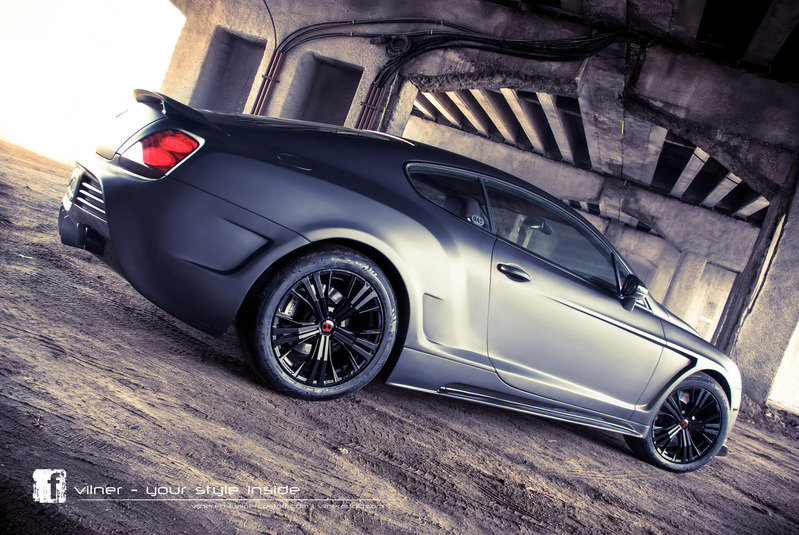 2013 Bentley Continental GT by Vilner Exterior - image 508748