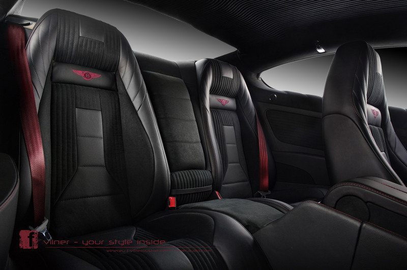 2013 Bentley Continental GT by Vilner Interior - image 508756
