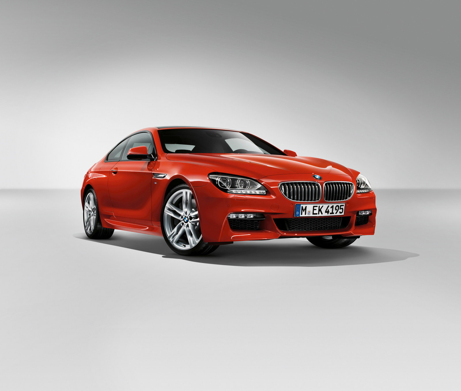 2013 BMW 6-Series M Sport Edition