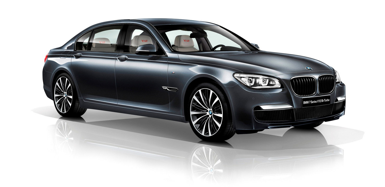 2013 bmw 7 series v12 bi turbo special edition review top speed. Black Bedroom Furniture Sets. Home Design Ideas