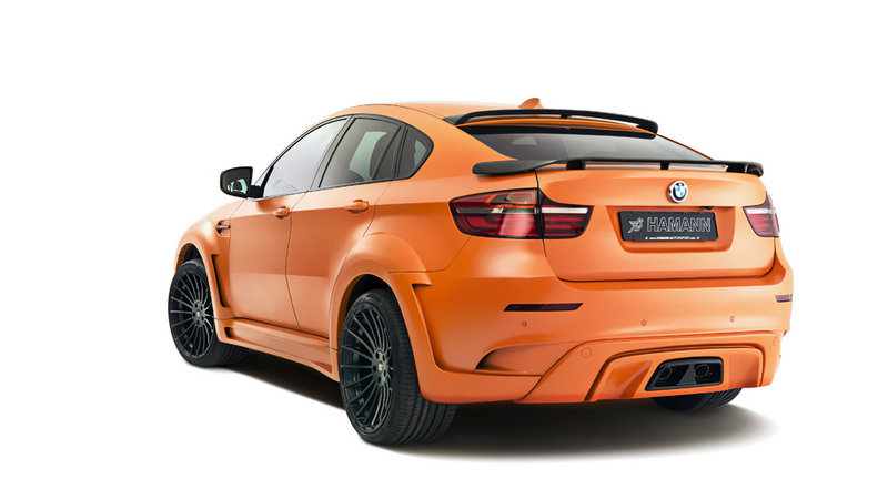 2013 BMW X6 Tycoon II M by Hamann High Resolution Exterior - image 508304