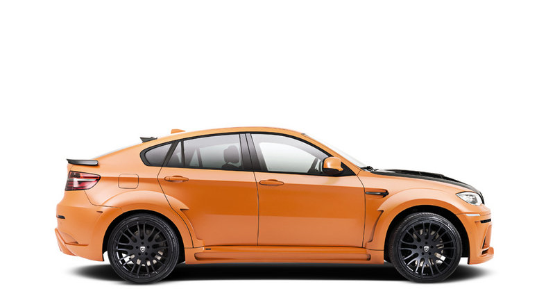 2013 BMW X6 Tycoon II M by Hamann High Resolution Exterior - image 508307