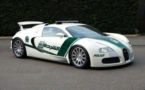 bugatti veyron joins dubai police 8217 s crazy fleet picture