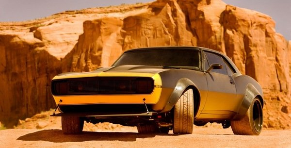bumblebee gets classic look for transformers 4 - DOC508739