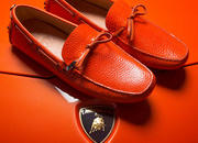 Car Shoe Celebrates Lamborghini's 50th Anniversary with Moccasin Shoes - image 506101