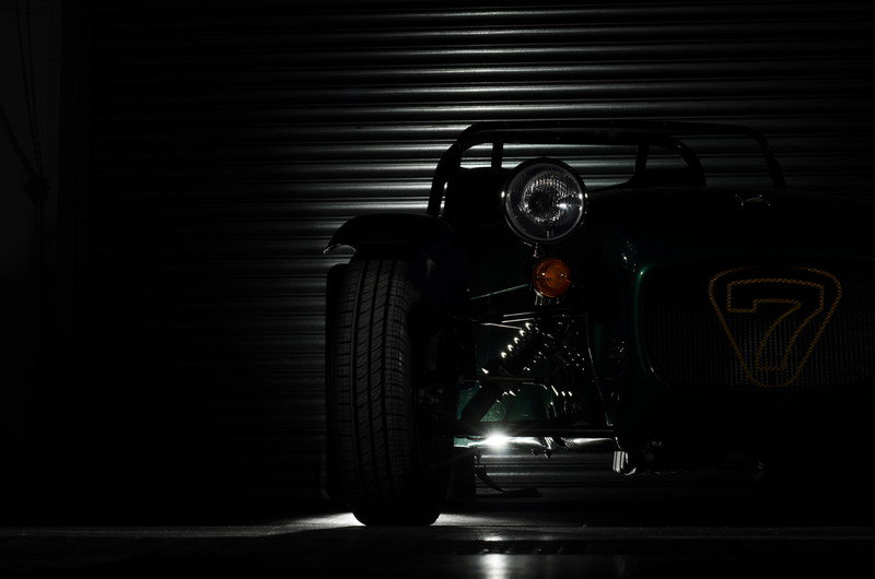 Caterham Teases an Entry-Level Seven