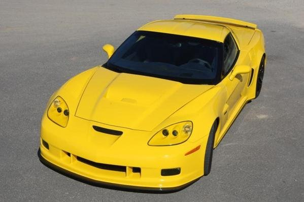chevrolet corvette c6rs available for auction picture
