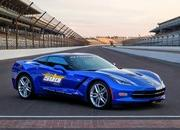2014 Chevrolet Corvette Stingray Indianapolis 500 Pace Car - image 504414
