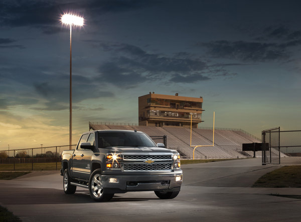chevrolet silverado texas edition picture