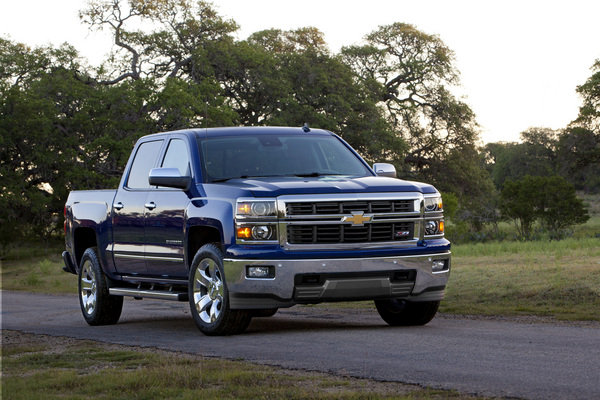 chevrolet silverado high country picture