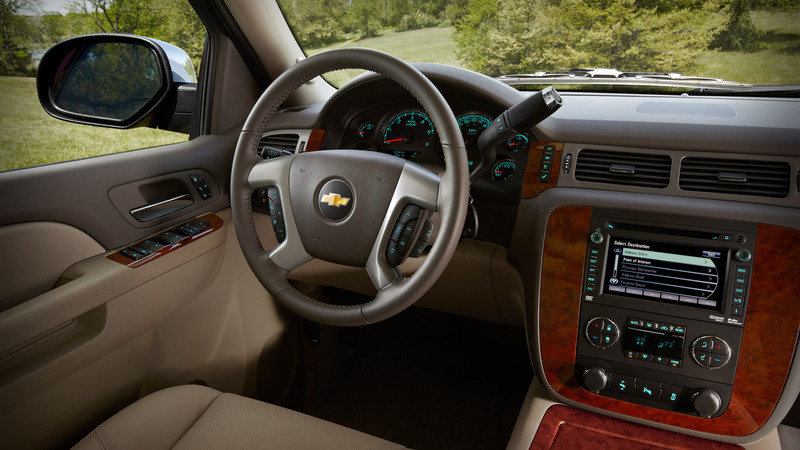 2014 Chevrolet Suburban 1500 | Top Speed