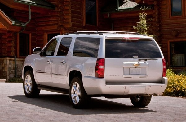 2014 Chevrolet Suburban 1500 Review - Top Speed