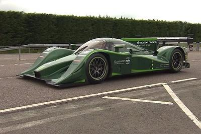 Drayson aims for a new electric vehicle land speed record Exterior - image 508423