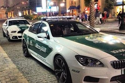 Dubai Police Adds to its Collection With a Ford Mustang and BMW M6