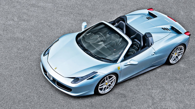 2013 Ferrari 458 Spider by Kahn Design High Resolution Exterior - image 505571