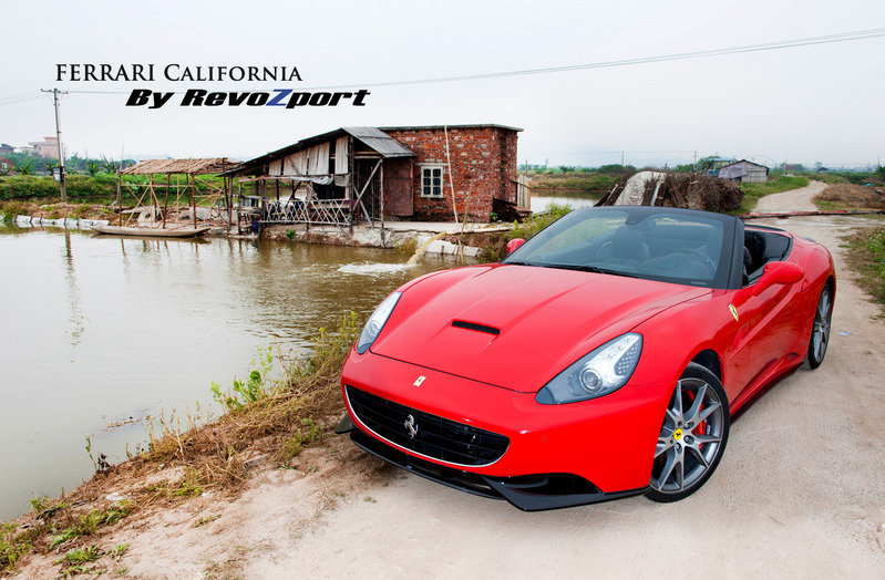 2013 Ferrari California by Revozport